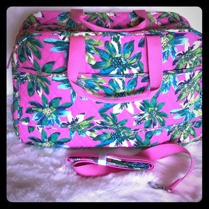 Vera Bradley Tropical Paradise Grand Traveler